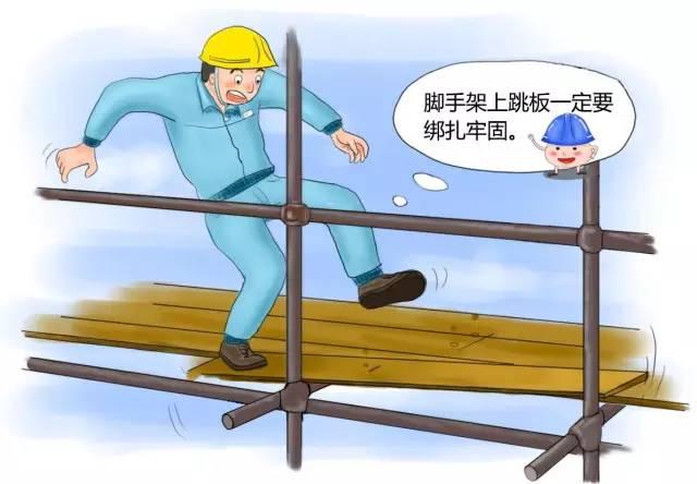 《工程项目施工人员安全指导手册》转给每一位工程人!_33