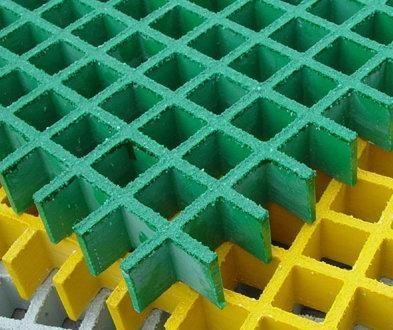 新型建材玻璃钢格珊板