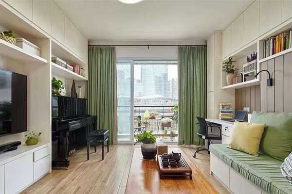 客厅装修装饰小柜作用与类型