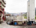 沥青拌和站燃烧装置技术改造粉煤气化炉的应用