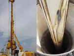 道路桥梁工程中的干成孔旋挖桩施工技术