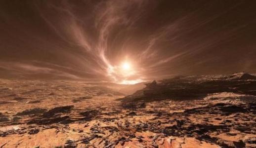 造价超4亿元的中国火星村要来了
