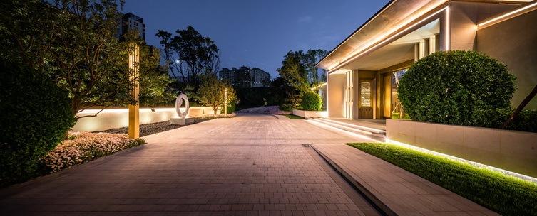 北京阳光城京兆府新中式住宅景观-1 (34)