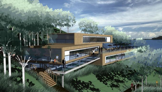 [河南]滨湖郊野生态避难型森林公园景观设计方案_4
