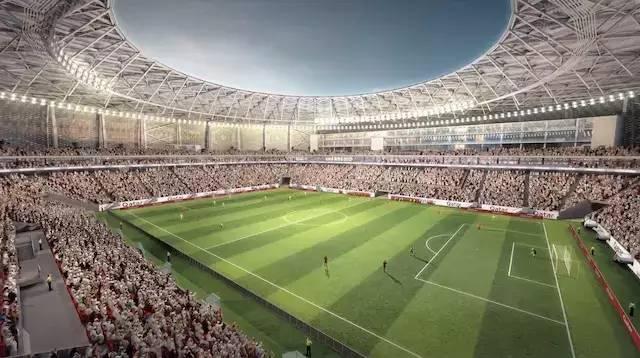 卡塔尔才是真土豪!2022世界杯球场一掷千金,国足4年后也许还能_17