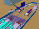 地铁盾构施工BIM演示