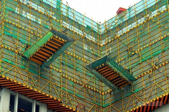 [陕西]建筑工程施工现场安全质量标准化做法照片集锦(100余张)