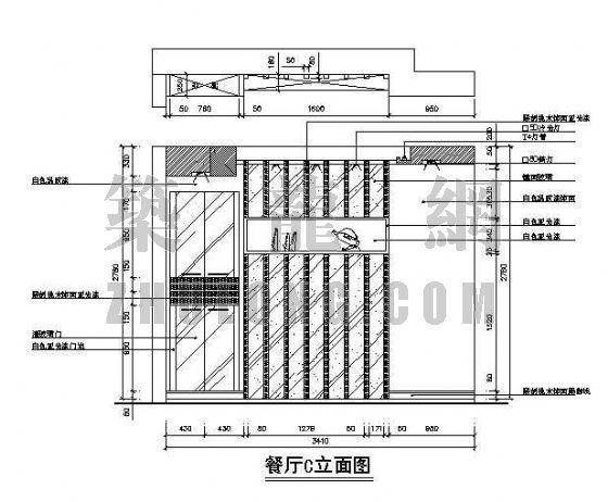 三室两厅两卫装修图-4