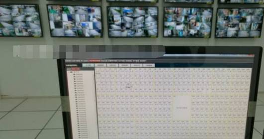 对于超大型网络监控系统,最简单的解码上墙方式