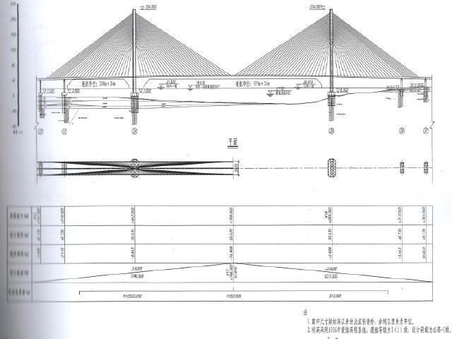 35.2m宽PK型分离双箱组合梁长江公路大桥钢梁及桥面板设计图356张PDF