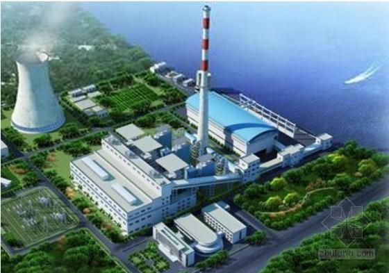 [青岛]能源站安装工程预算实例(附CAD图纸)