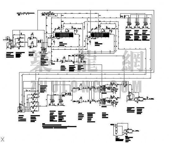 某污水处理工艺流程课程设计