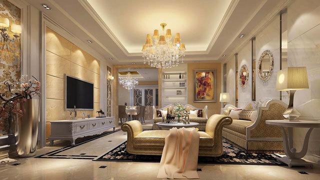 客厅乳胶漆用什么颜色比较好呢?常见色彩搭配赏析!