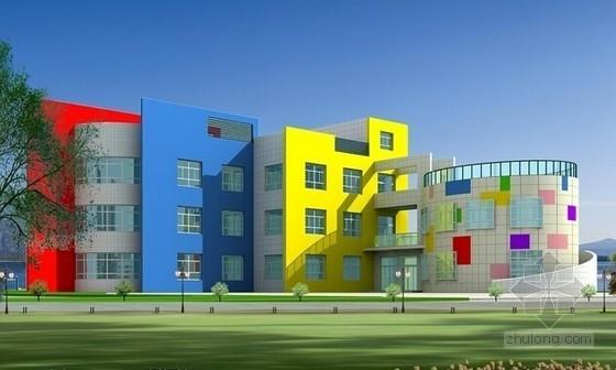 [江苏]幼儿园建设工程施工合同