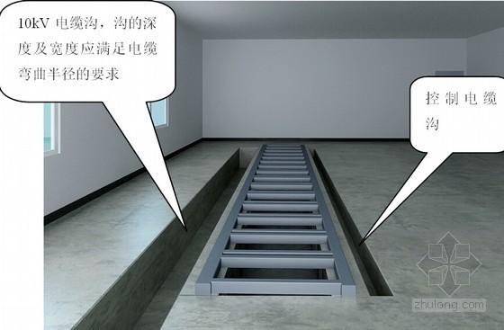 [广东]变配电配网示范工程精细化设计施工工艺标准(土建 电气)