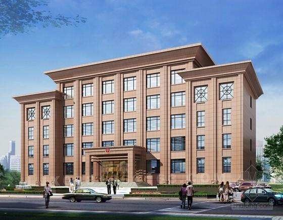 [湖南]社区居民委员会办公用房建筑安装工程量清单(附CAD图纸)