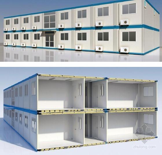 建筑施工临建设施标准化箱式房管理标准图册(附图)