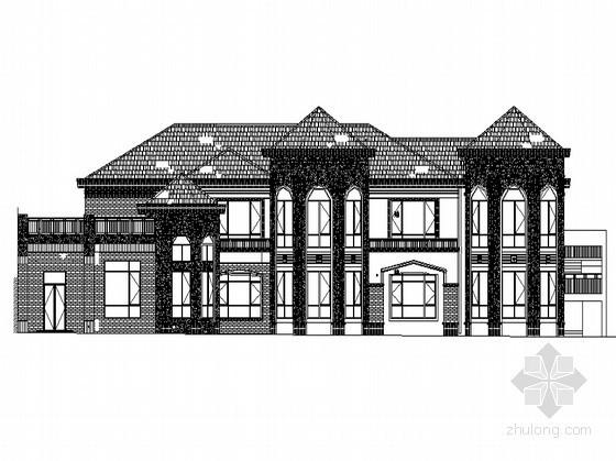 某二层幼儿园建筑施工图