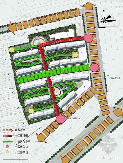 花园小区景观规划设计方案-2