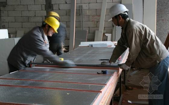 平面法兰插条式连接复合风管对接口冷桥及漏风处理施工工法