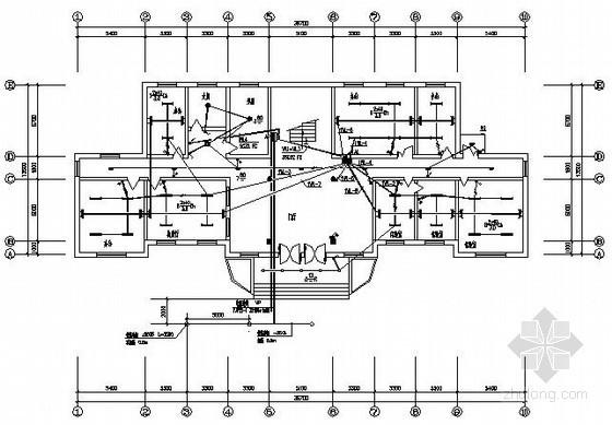 [山西]工业水厂建筑电气施工图纸