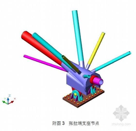 [广东]国际会展中心钢结构制作安装工程施工组织设计