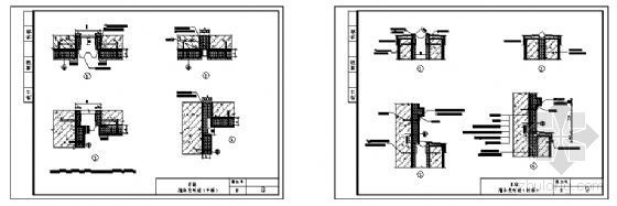 聚苯板-墙体变形缝