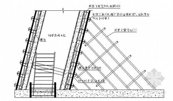 [广东]地下室钢管柱外包混凝土施工方案