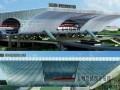 [广东]火车站室内外装修工程施工方案450页(钢结构屋盖、悬索幕墙、精装修)