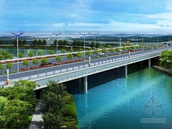小型桥梁工程监理规划(最大单跨7m、附流程图较多)
