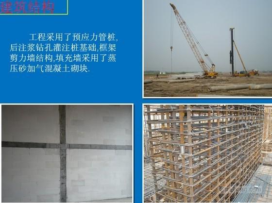 [安徽]高层办公楼施工质量创优汇报(鲁班奖,丰富图片)