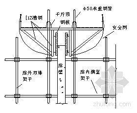 湖北荆门某水泥厂筒仓模板工程施工方案[滑模施工]