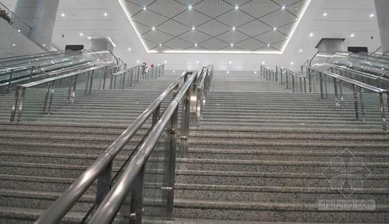 [安徽]火车站站房及相关工程室内精装修施工方案(56页)