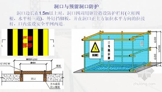 [湖北]商场项目工人入场安全教育培训讲义(54页)