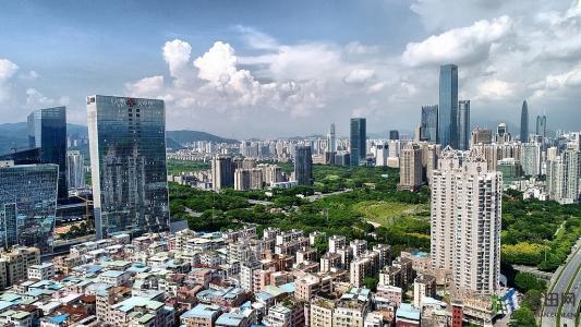 [广东]福田中心区岗厦河园旧村改造规划研究文本