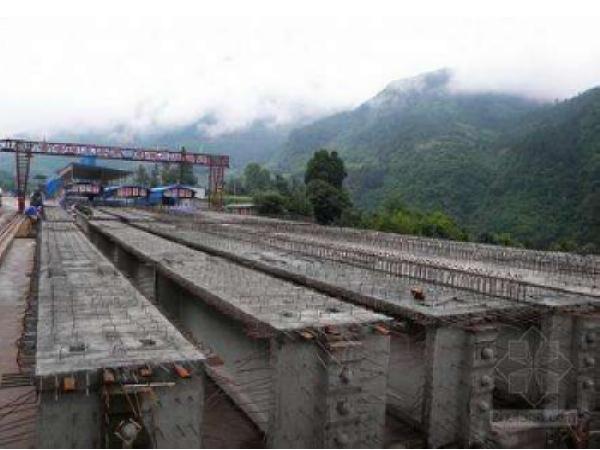 高速连接线横涨至高桥公路工程30MT梁首件总结