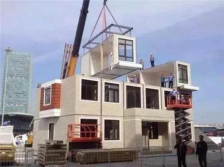 3年后装配式建筑要达3成 深圳昔日最大旧改项目投身实践