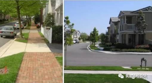 万科住宅内的道路设计,标准和施工做法,都是经验呀!!_62