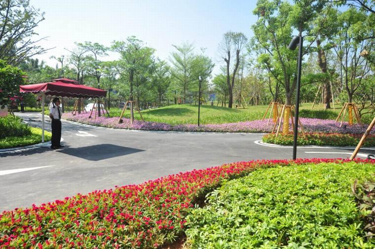 福州阳光城翡丽湾住宅景观-13