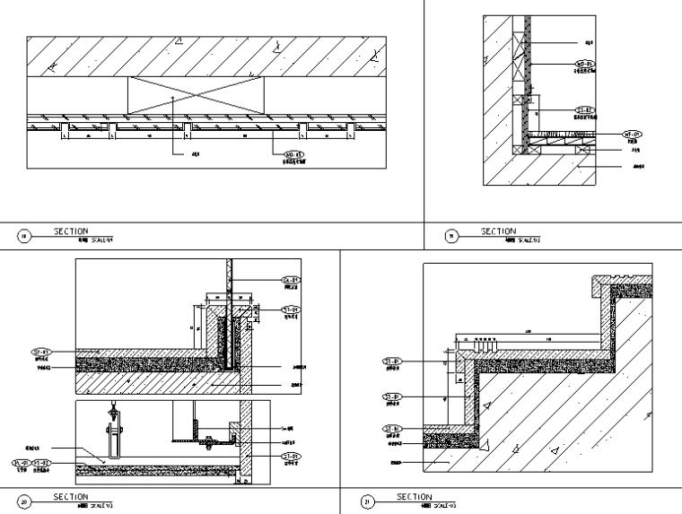 400平方酒店设计施工图(附效果图)_2