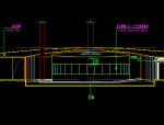 世博会沙特馆建筑施工图