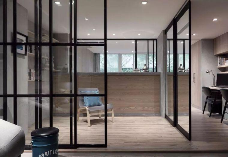 设计界的网红玻璃墙,从构造做法上我们怎么做?_14