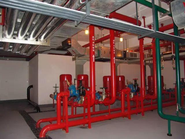 消防给水管网的设计要求