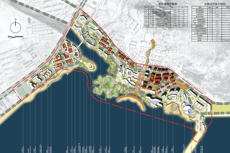 城市规划优秀毕业作品集
