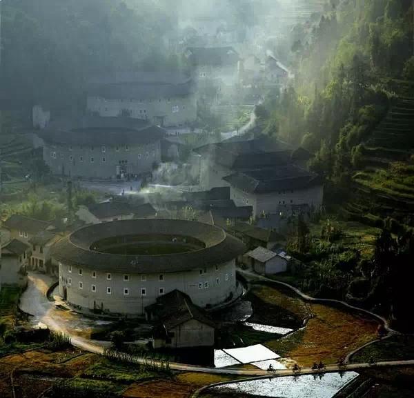 万漪景观分享-逐渐消失中的中国古建筑之美_17