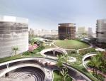 景观天棚覆盖新车站,展现高雄新风貌