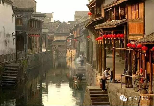 设计酱:忘记乌镇、西塘、周庄吧!这些古镇古村,很美很冷门!_39