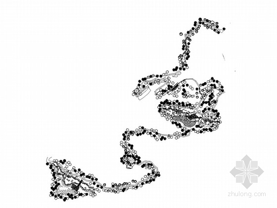 国家湿地公园景观规划设计施工图