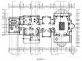 [江西]高端小区配套住宅多功能会所室内装修施工图