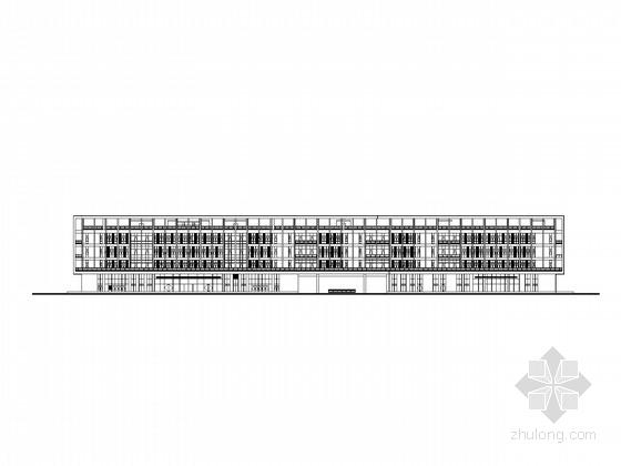 [江苏]十九层医院综合楼建筑施工图